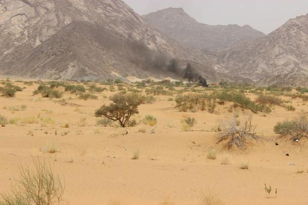 مقتل 7 حوثيين بينهم قيادي والمقاومة تبشر باقتراب تحرير بيحان