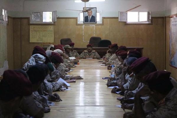 اللواء المقدشي يتحدث عن الذكرى لتأسيس أول نواة للجيش الوطني
