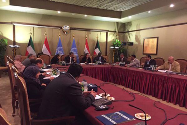 جلسة مشاورات أخرى في الكويت تنتهي دون تحقيق نتيجة