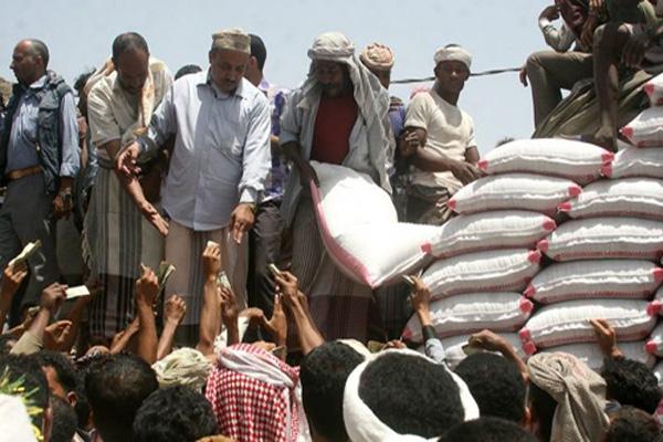 منظمة دولية:14 مليون يمني بحاجة ماسة للأمن الغذائي