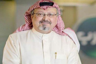 خاشقجي معلقا على تصريحات الجبير:إن حارب الحوثي حورب