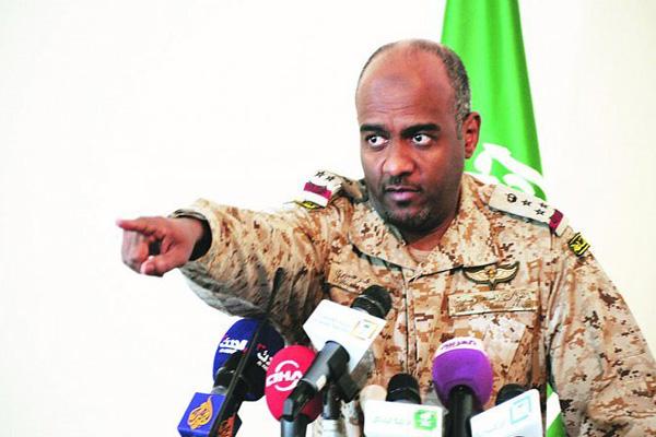 عسيري:جاهزون لتحرير صنعاء إذا فشلت مشاورات الكويت