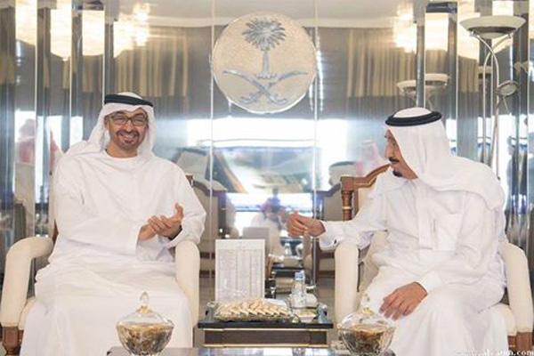 السعودية والإمارات توقعان محضر إنشاء مجلس تنسيقي بين البلدين
