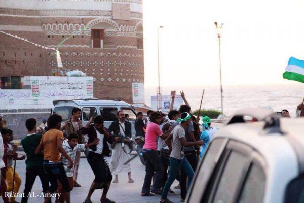 الانقلابيون يزجون بأطفال الحديدة إلى جبهات القتال - أسماء