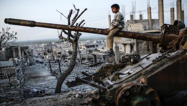 المعارضة السورية المسلحة تهدد بالانسحاب من العملية السياسية