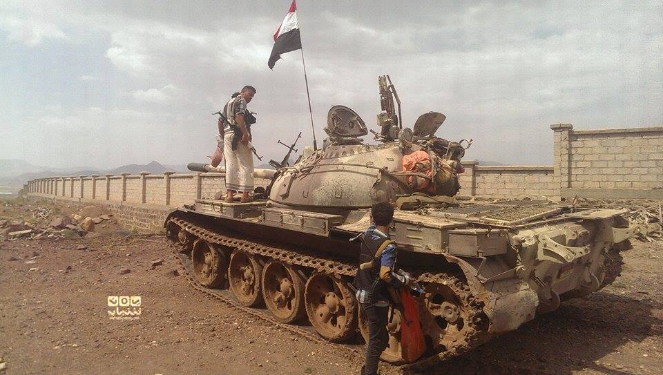 مقتل اثنين من ميلشيات الحوثي والمقاومة تصد تسلل غرب محافظة الضالع