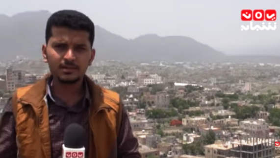 محاولات الحوثيين السيطره على اللواء35 غرب تعز