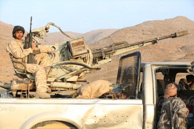 مقتل 22 من ميلشيات الحوثي وصالح  والمقاومة تتقدم شرق صنعاء