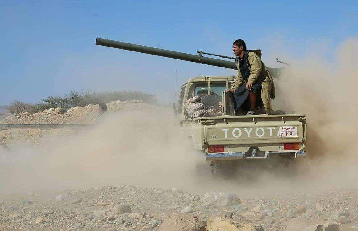 ناطق مقاومة الجوف : تحرير شبة كامل لمديريتي الغيل والمصلوب من ميلشيات الحوثي وصالح