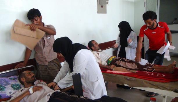 شبوة: عشر حالات وفاة بحمى الضنك خلال شهر في مديرية بيحان