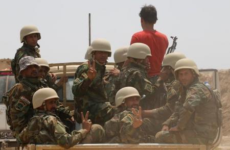 القوات العراقية تواصل قصف الفلوجة والأمم المتحدة قلقة على المدنيين