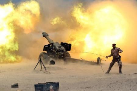 الجيش العراقي وقوات الحشد يقتحمون أطراف الفلوجة وتفجيرات جديدة في بغداد