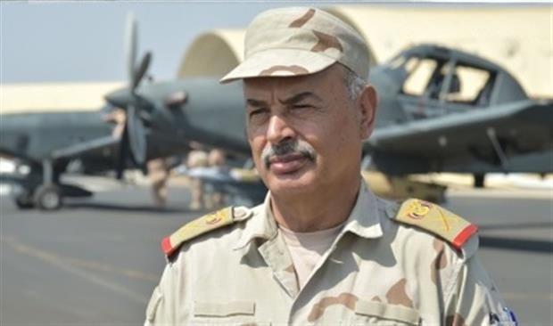 قائد المنطقة العسكرية الرابعة : 15 ألف ضابط وجندي زرعهم المخلوع صالح للتخريب
