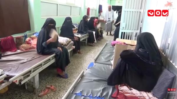 حرب حوثية بالوارثة ضد  المواطنين بمدينة الحديدة