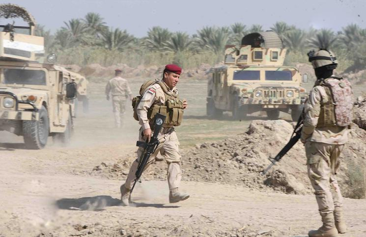 العراق : الجيش يتقدم في الموصل ويتكبد خسائر بالأنبار