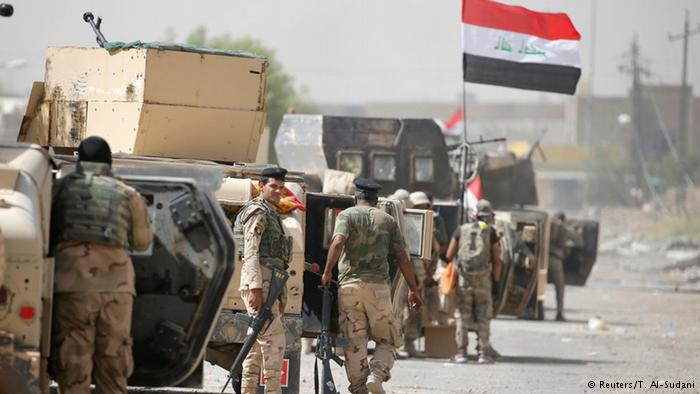 القوات العراقية تعلن السيطرة على كامل الفلوجة