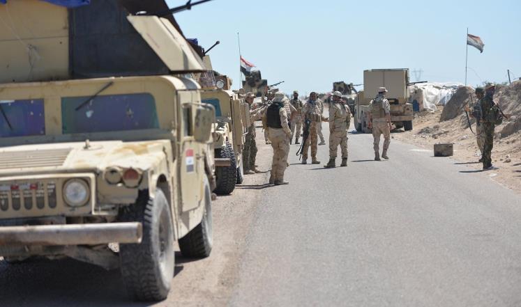 رئيس الوزراء العراقي يعلن تحرير الفلوجة من عناصر تنظيم الدولة