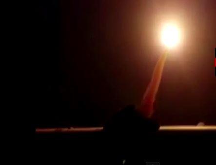 منظومة الدفاع الجوي تعترض صاروخا أطلقة الحوثيون على مأرب
