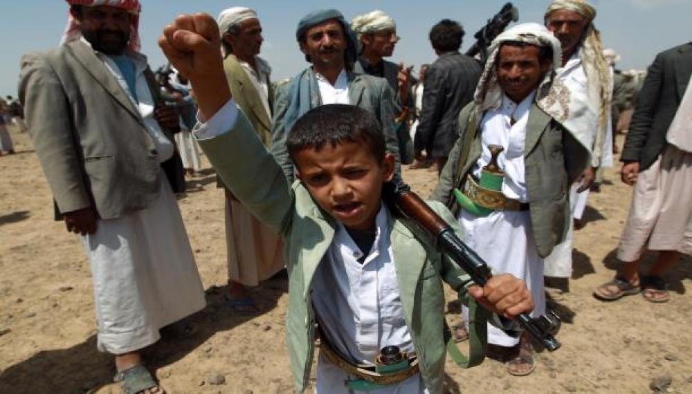 """ذمار: الحوثيون يختطفون""""تسعة""""من منطقة جهران ويرسلونهم للقتال في ميدي (أسماء)"""
