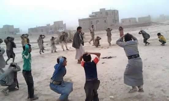 عمران :مليشيا الحوثي تدرب مجاميع من الأطفال تمهيدا للزج بهم في جبهات القتال