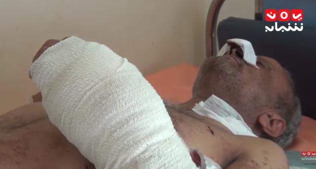 استمرار جرائم ميلشيات الحوثي وصالح بتعز