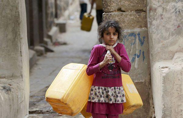 """اليونيسف تدعو لتوفير 255 مليون دولار لإغاثة المحتاجين بأربع دول بينها """"اليمن"""""""