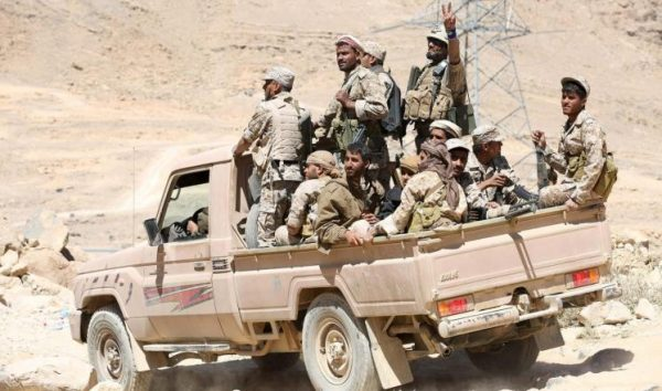 قوات الجيش والمقاومة تسيطر على مواقع جديدة بنهم شرق صنعاء