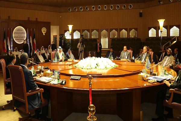 ولد الشيخ يجري لقاءات مكثفة بالكويت قبل يوم من انتهاء المشاورات