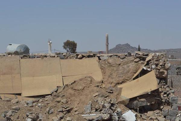 مليشيات الحوثي وصالح تستعد لتفجير منازل مواطنين وتختطف آخرين بالبيضاء