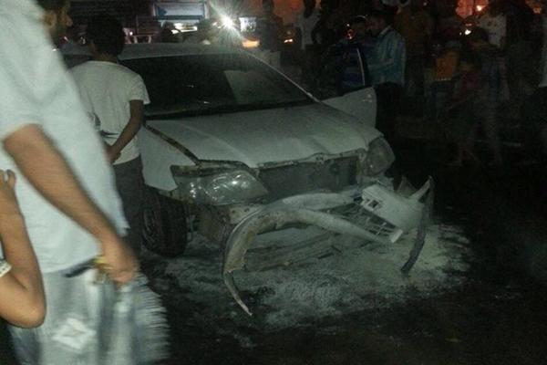 إصابة مسؤول أمني بعدن بجروح بليغة في انفجار عبوة ناسفة بسيارته