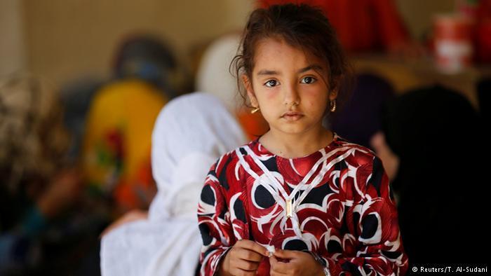 اليونيسيف: 20 ألف طفل محاصر في الفلوجة