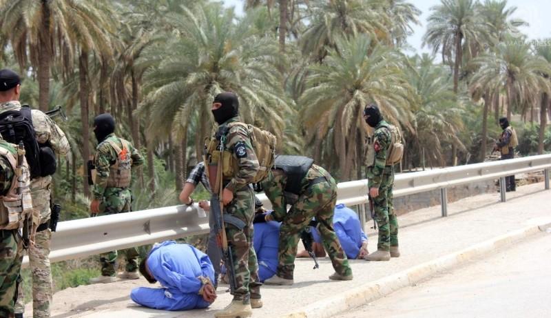 هيومن رايتس : جنود عراقيون يرتكبون جرائم بالفلوجة بحق المدنيين