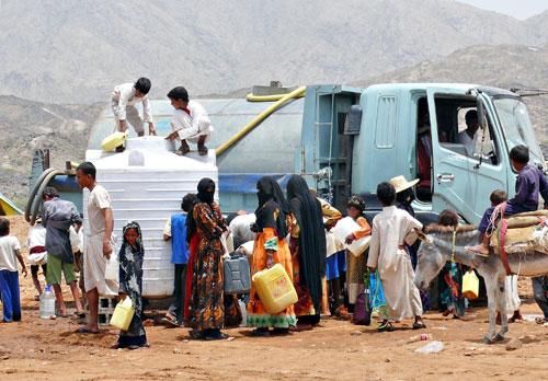 الأمم المتحدة: أكثر من 13 مليون يمني بحاجة لمساعدات إنسانية