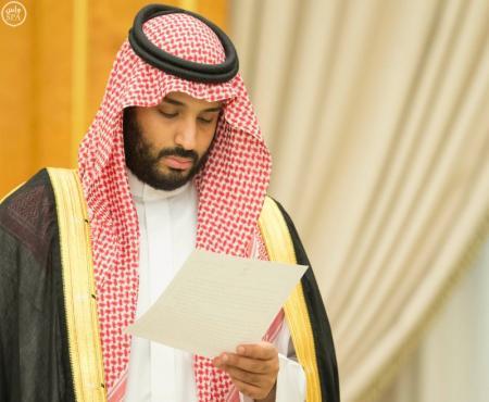 ولي ولي العهد السعودي يغادر إلى واشنطن للقاء ترامب