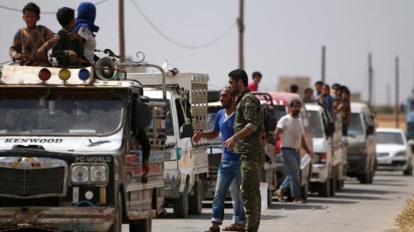 الأمم المتحدة: النظام السوري ارتكبت جريمة حرب بقصف نبع للمياه في دمشق