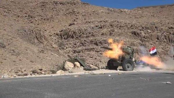 20 قتيلاً من مليشيا الحوثي وصالح في مواجهات مع الجيش والمقاومة بنهم شرقي صنعاء