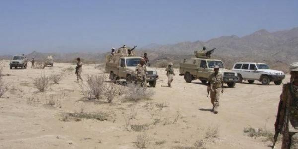 شبوة: 16 قتيل من ميلشيات الحوثي وعشرات الجرحى في مواجهات شمال عسيلان