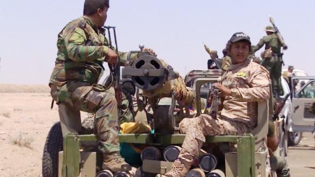 العراق : تنظيم الدولة يهاجم بصلاح الدين ويتراجع بالفلوجة