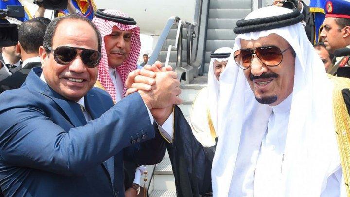 الحكومة المصرية تطعن بحكم إلغاء منح جزيرتي تيران وصنافير للسعودية