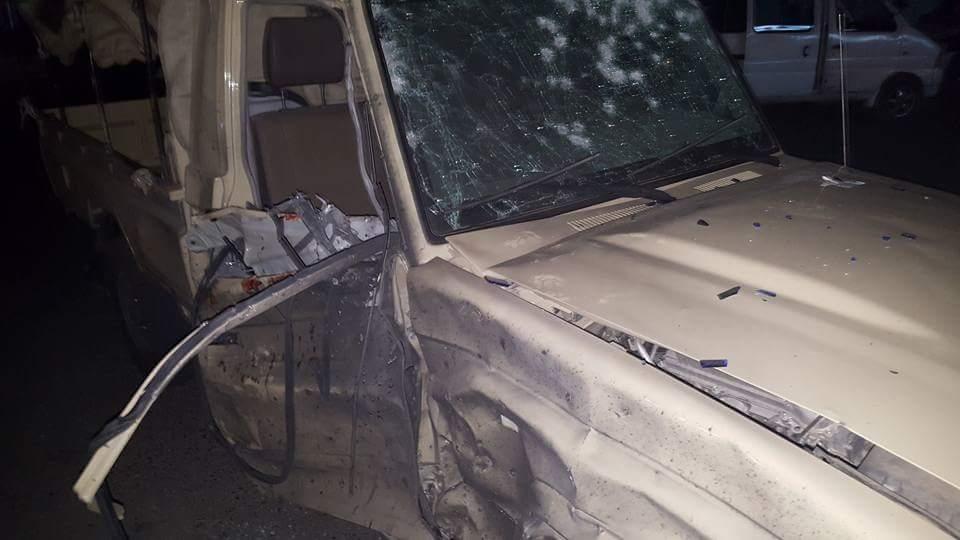 إصابة مدير أمن إب ومقتل أحد مرافقيه بانفجار عبوة ناسفة وسط مدينة إب