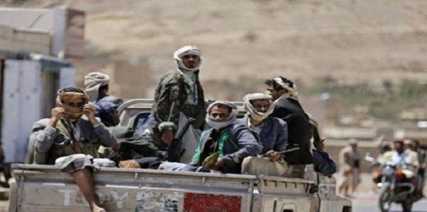 إب : قتيلان في اشتباكات مسلحة بين مجموعتين حوثيتين وسط المدينة