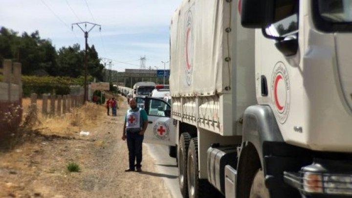 الحكومة السورية توافق على دخول المساعدات الإنسانية إلى 19 منطقة محاصرة