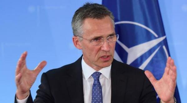 """""""الناتو"""" يدعو روسيا إلى سحب قواتها وعتادها العسكري من أوكرانيا"""