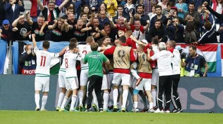 المجر تهزم النمسا بهدفين في بطولة أوروبا