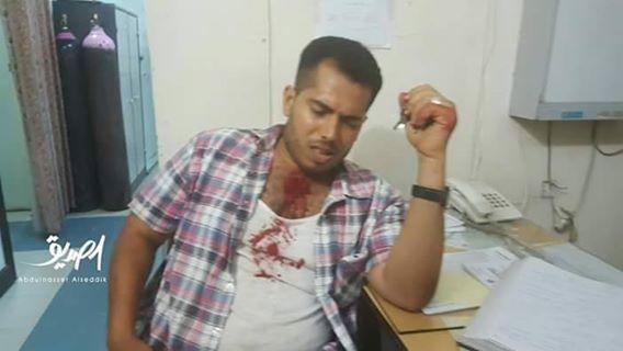 إدانات واسعة لمجزرة ارتكبتها ميليشيات الحوثي وصالح في مدينة تعز