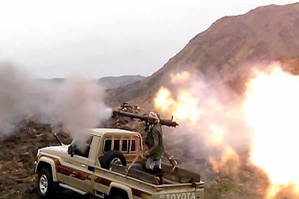 البيضاء : مصرع 10 حوثيين في عمليتين منفصلتين للمقاومة الشعبية