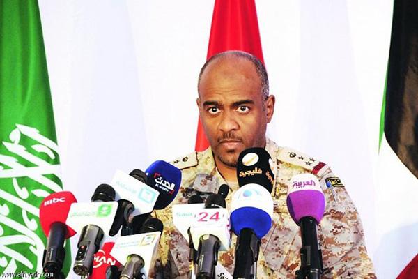 التحالف: الانقلابيون هم سبب الكارثة الإنسانية باليمن