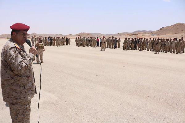 اللواء المقدشي:الجيش الوطني على مشارف صنعاء وصعدة