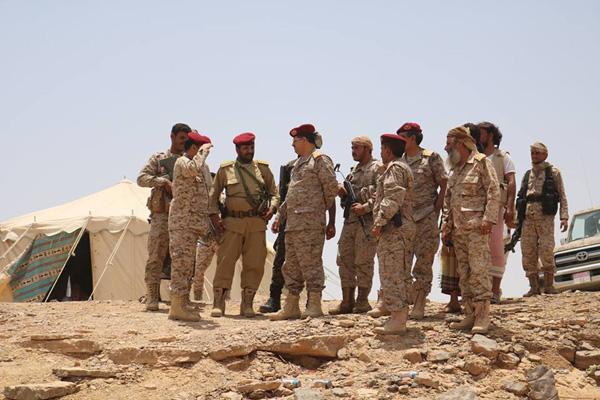 الجيش الوطني يعلن جاهزيته لتحرير العاصمة صنعاء وبقية المحافظات