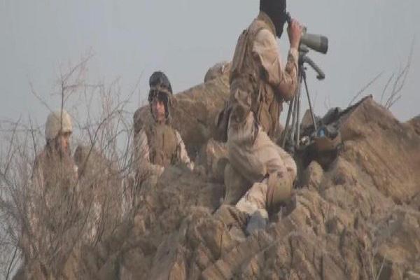 راجمات صورايخ التحالف والجيش الوطني تقصفان مواقع الحوثيين وصالح في أرحب وبني حشيش شمال العاصمة صنعاء